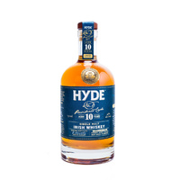 Hyde 10yo SIngle Malt Irish Whiskey 700ml