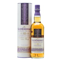 Glendronach 12 yo Sauternes Single Malt Scotch Whisky 700ml