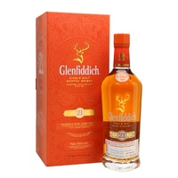 Glenfiddich 21yo Reserva Rum Cask Finish Single Malt Scotch Whisky 700ml