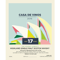 Ben Nevis 17yo 1999 Single Malt Scotch Whisky 700ml (Casa de Vinos)