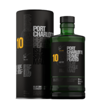 Bruichladdich Port Charlotte 10yo  Single Malt Whisky 30ml Sample