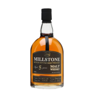 Millstone 5yo Single Malt Dutch Whisky 700ml
