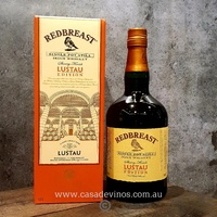 Redbreast Lustau Edition Single Pot Still Whiskey 700ml