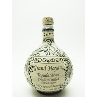 Grand Mayan Blanco Tequila 700ml - 100% Blue Agave