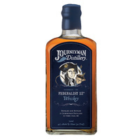 Journeyman Federalist 12th Rye Whiskey 750ml
