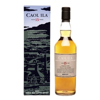 Caol Ila 15yo Unpeated SIngle Malt Scotch Whisky 700ml