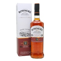 Bowmore 9yo Sherry Cask Single Malt Scotch Whisky 700ml