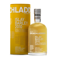 Bruichladdich Islay Barley 2010 Single Malt Whisky 700ml