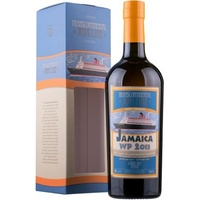 Trans Continental Rum Line Jamaica Worthy Park 2013 Navy Strength 700ml