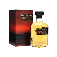 Balblair 1989 Single Malt Whisky 700ml