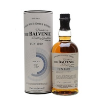 Balvenie Tun 1509 Batch No.2 Single Malt Scotch Whisky 700ml