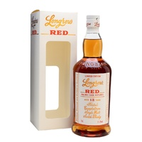 Longrow Red 13yo Malbec Cask Single Malt Whisky 700ml