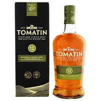 Tomatin Classic 12yo Single Malt Scotch Whisky 700ml