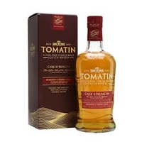 Tomatin Cask Strength Bourbon & Sherry Casks Single Malt Scotch Whisky 700ml