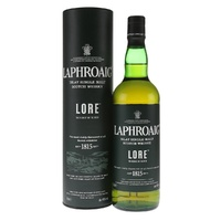 Laphroaig Lore Single Malt Scotch Whisky 700ml