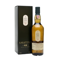 Lagavulin 12yo Cask Strength Single Malt Whisky 700ml - 2016 Bottling 30ml Sample