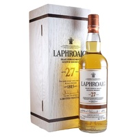 Laphroaig 27yo Single Malt Scotch Whisky 700ml