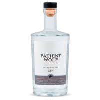 Patient Wolf Melbourne Dry Gin 700ml