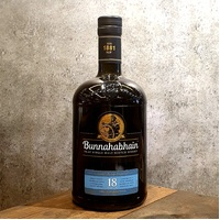 Bunnahabhain 18yo Single Malt Scotch Whisky 700ml