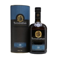 Bunnahabhain 18yo Single Malt Scotch Whisky 30ml Sample