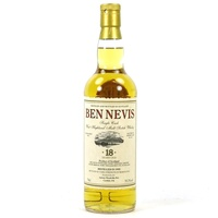 Ben Nevis 1995 18yo Single Malt Scotch Whisky 700ml