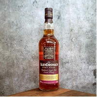 Glendronach Peated Port Wood Single Malt Scotch Whisky 700ml