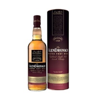 Glendronach Peated Port Wood Single Malt Scotch Whisky 30ml Sample