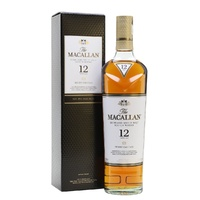 The Macallan 12yo Sherry Oak Single Malt Whisky 700ml