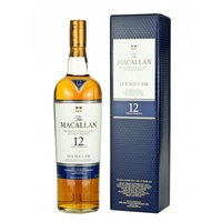 The Macallan 12yo Double Cask Single Malt Scotch Whisky 750ml