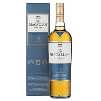 The Macallan 12yo Fine Oak Single Malt Scotch Whisky 30ml Sample