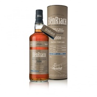 Benriach 9yo 2008 Peated Port Cask 2047 Single Malt Scotch Whisky 700ml