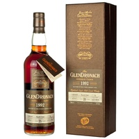 Glendronach 25yo 1992 Batch 15 #52 Single Malt Scotch Whisky 700ml