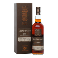 Glendronach 24yo 1993 Batch 15 Cask #43 Single Malt Scotch Whisky 700ml
