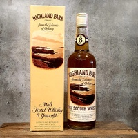 Highland Park 8yo Ferraro Import Single Malt Scotch Whisky 700ml