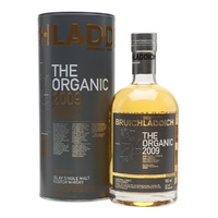 Bruichladdich The Organic 2009