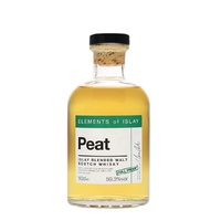 Elements of Islay Peated Cask Strength Single Malt Scotch Whisky 500ml