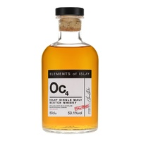 Elements of Islay Octomore Oc4 Single Malt Scotch Whisky 500ml