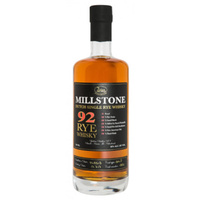 Millstone 92 Dutch Single Rye Whisky 30ml Sample