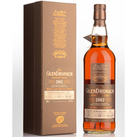 Glendronach 15yo 2002 PX Sherry Puncheon #4648 Batch 16, 700ml