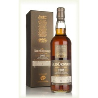 Glendronach 12yo 2005 PX Sherry Puncheon Cask #1451 - Batch 15 700ml