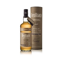 BenRiach 10yo 2007 Batch 15 Cask #8737 Single Malt Scotch Whisky 700ml