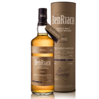 BenRiach 22yo 1995 Peated Oloroso Sherry, Cask #7383 Single Malt Scotch Whisky 700ml