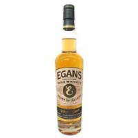 Egans 10yo Single Malt Irish Whiskey 700ml