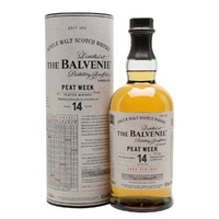 Balvenie 14yo The Peat Week Single Malt Scotch Whisky 700m