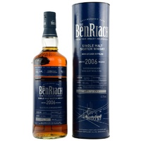 BenRiach 10o 2006 PX Puncheon La Maison Du Whisky Cellar Book Single Malt Scotch Whisky 700ml