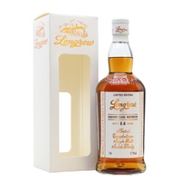 Longrow 14yo Sherry Cask Matured Single Malt Scotch Whisky 700ml