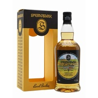 Springbank 9yo Local Barley Single Malt Scotch Whisky 700ml