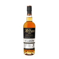 Arran 9 Years 2008 Sherry Cask for LMDW 700ml