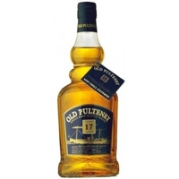 Old Pulteney 17yo Highland Single Malt Whisky 700ml