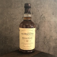 Balvenie 12 Years Old Double Wood Single Malt Whisky - 700ml